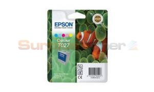EPSON STYLUS PHOTO 810 INK CART CMY LC LM (C13T02740120)