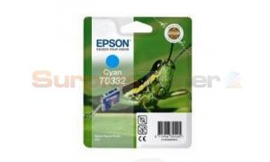 EPSON STYLUS PHOTO 950 INK CARTRIDGE CYAN (C13T03324020)