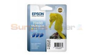 EPSON STYLUS PHOTO R200 INK CTG LC+LM+Y MULTIPACK (C13T048B4020)