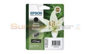 EPSON STYLUS PHOTO R2400 INK CTG PHOTO BLACK (C13T05914020)