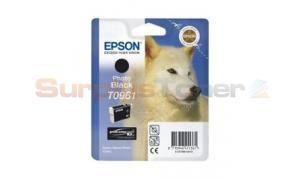 EPSON STYLUS PHOTO R2880 INK CTG PHOTO BLACK (C13T09614020)