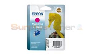 EPSON STYLUS PHOTO R300 RX500 INK MAGENTA (C13T04834030)
