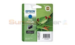 EPSON STYLUS PHOTO R800 INK CARTRIDGE BLUE (C13T05494020)
