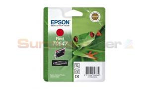 EPSON STYLUS PHOTO R800 INK CARTRIDGE RED (C13T05474020)