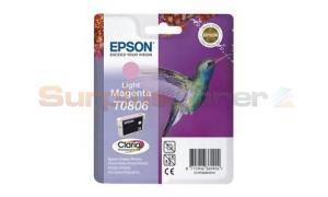EPSON STYLUS PHOTO RX265 INK CTG LIGHT MAGENTA (C13T08064020)