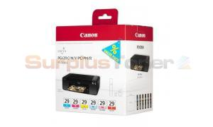 CANON PGI-29 INK CTG CMY/PC/PM/RED MULTI PACK (4873B005)