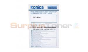 KONICA 4345 DEVELOPER BLACK (947541)