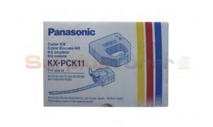 PANASONIC KX-P2123 2124 RIBBON COLOR KIT W/ADAPTER (KX-PCK11)