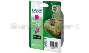 EPSON STYLUS PHOTO 2100 INK CART MAGENTA (C13T03434010)