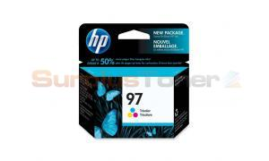 HP NO 97 INK CARTRIDGE TRI-COLOR (D8J32AN)
