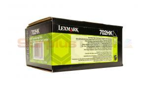 LEXMARK CS410 RP TONER CARTRIDGE BLACK 4K (70C2HK0)