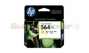 HP NO 564XL INK CARTRIDGE YELLOW (CN687WN)