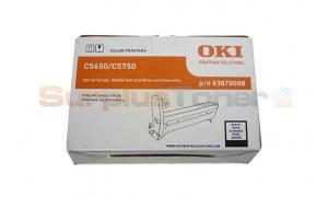 OKI C5750 C5850 IMAGE DRUM BLACK (43870008)