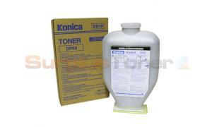 KONICA DP60 TONER BLACK (BB5K)
