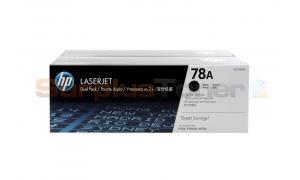 HP NO 78A PRINT CARTRIDGE DUAL PACK (CE278AF)