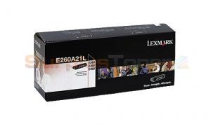 LEXMARK E260 E360 TONER CARTRIDGE (E260A21L)