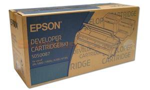 EPSON EPL-5900 DEVELOPER CARTRIDGE BLACK (S050087)