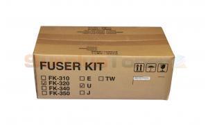 KYOCERA MITA FS-3900DN 4000DN FUSER KIT 120V (FK-320)