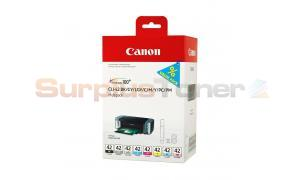 CANON CLI-42 INK TANK CMYK/GY/LGY/PC/PM MULTIPACK (6384B010[AA])