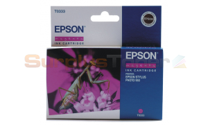 EPSON STYLUS PHOTO 950 INK MAGENTA (T033340)