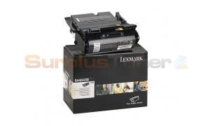 LEXMARK T644 TONER CTG FOR LABEL APPS RP 32K (64404XE)