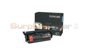 LEXMARK T650 T654 TONER CARTRIDGE (T650A21P)
