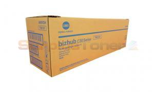 KONICA MINOLTA BIZHUB C30P TONER CARTRIDGE YELLOW HIGH CAPACITY (A06V234)