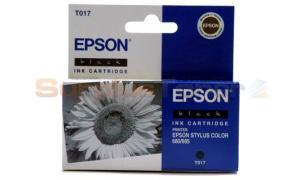 EPSON STYLUS 680 INK BLACK (T017401)