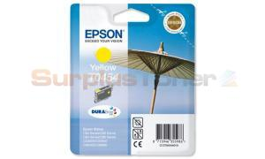 EPSON STYLUS C84 INK YELLOW (C13T04544010)