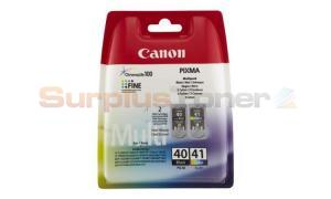 CANON PG-40/CL-41 INK CARTRIDGE MULTIPACK (0615B051[AA])