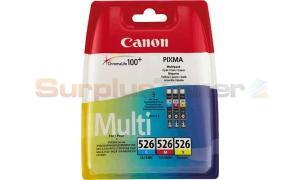 CANON CLI-526 INK MULTI-PACK CMY (4541B012[AA])