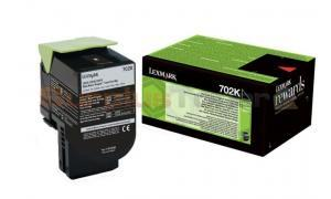 LEXMARK CS410 RP TONER CARTRIDGE BLACK 1K (70C20K0)