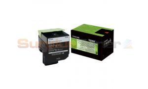 LEXMARK CS510 RP TONER CARTRIDGE BLACK 8K (70C2XK0)
