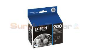EPSON XP200/XP400 INK CARTRIDGE BLACK (T200120-D2)