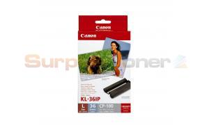 CANON KL-36IP INK COLOR/PAPER SET 36 SHEETS (7738A001[AB])