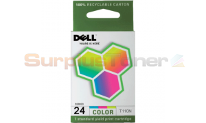 DELL P713W SINGLE USE SERIES 24 PRINT CART CLR HY (330-5888)