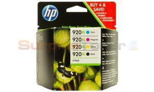 HP NO 920XL INK CMYK COMBO PACK (C2N92AE)