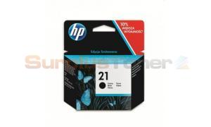 HP NO 21 INK CARTRIDGE BLACK (C9351DE)