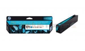HP NO 971 OFFICEJET INK CARTRIDGE CYAN (CN622AE)