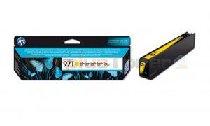 HP NO 971 OFFICEJET INK CARTRIDGE YELLOW (CN624AE)