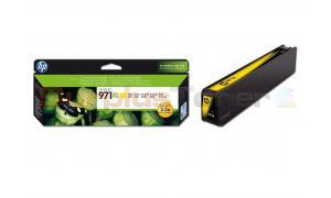 HP NO 971XL OFFICEJET INK CARTRIDGE YELLOW (CN628AE)