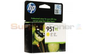 HP OFFICEJET NO 951XL INK CARTRIDGE YELLOW (CN048AE#301)