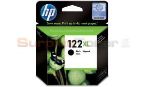 HP 122XL INK CARTRIDGE BLACK (CH563HE)