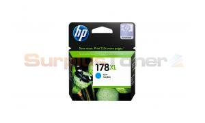 HP 178XL INK CARTRIDGE CYAN (CB323HE)