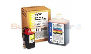 ENCAD NOVAJET 600/700 GX INKJET CTG KIT YELLOW (212670-00)
