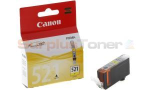 CANON CLI-521Y INK CARTRIDGE YELLOW (2936B004[AA])