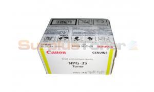 CANON NPG-35 TONER YELLOW (0455B001[AA])