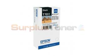 EPSON WP-4015DN INK CARTRIDGE XXL BLACK (C13T701140)
