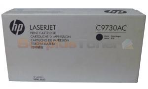 HP NO 645A CONTRACT TONER CARTRIDGE BLACK (C9730AC)