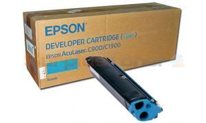 EPSON C900 C1900 TONER CARTRIDGE CYAN (S050099)